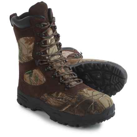 Itasca Eagle Thinsulate® Boots - Waterproof (For Men) in Realtree Xtra - Closeouts