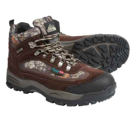 Itasca Heritage Thermolite® Hiking Boots - Insulated (For Men) in Brown/Camo - Closeouts