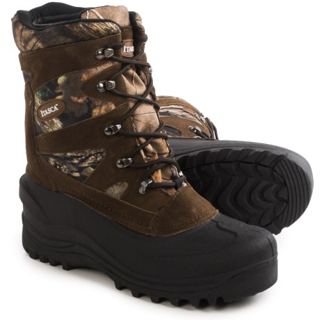 Itasca Ketchikan Pac Boots - Waterproof, Insulated (For Men)