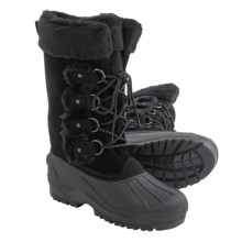 Itasca Marais Snow Boots - Waterproof, Insulated (For Women) in Black - Closeouts