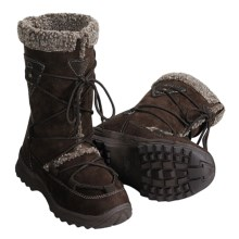 Itasca Molly Snow Boots (For Women) in Dark Brown - Closeouts