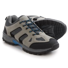 Itasca Rushford Low Hiking Shoes (For Men) in Black/Grey - Closeouts