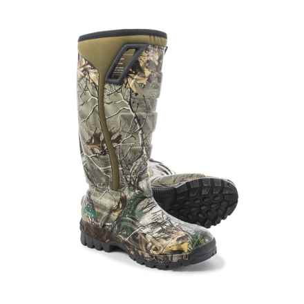 Itasca Scion Hunting Boots - Waterproof (For Men) in Realtree Xtra - Closeouts