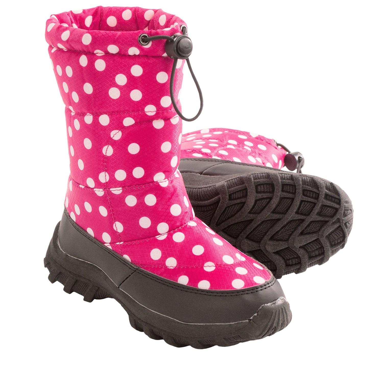 Pink Snow Boots | Santa Barbara Institute for Consciousness Studies