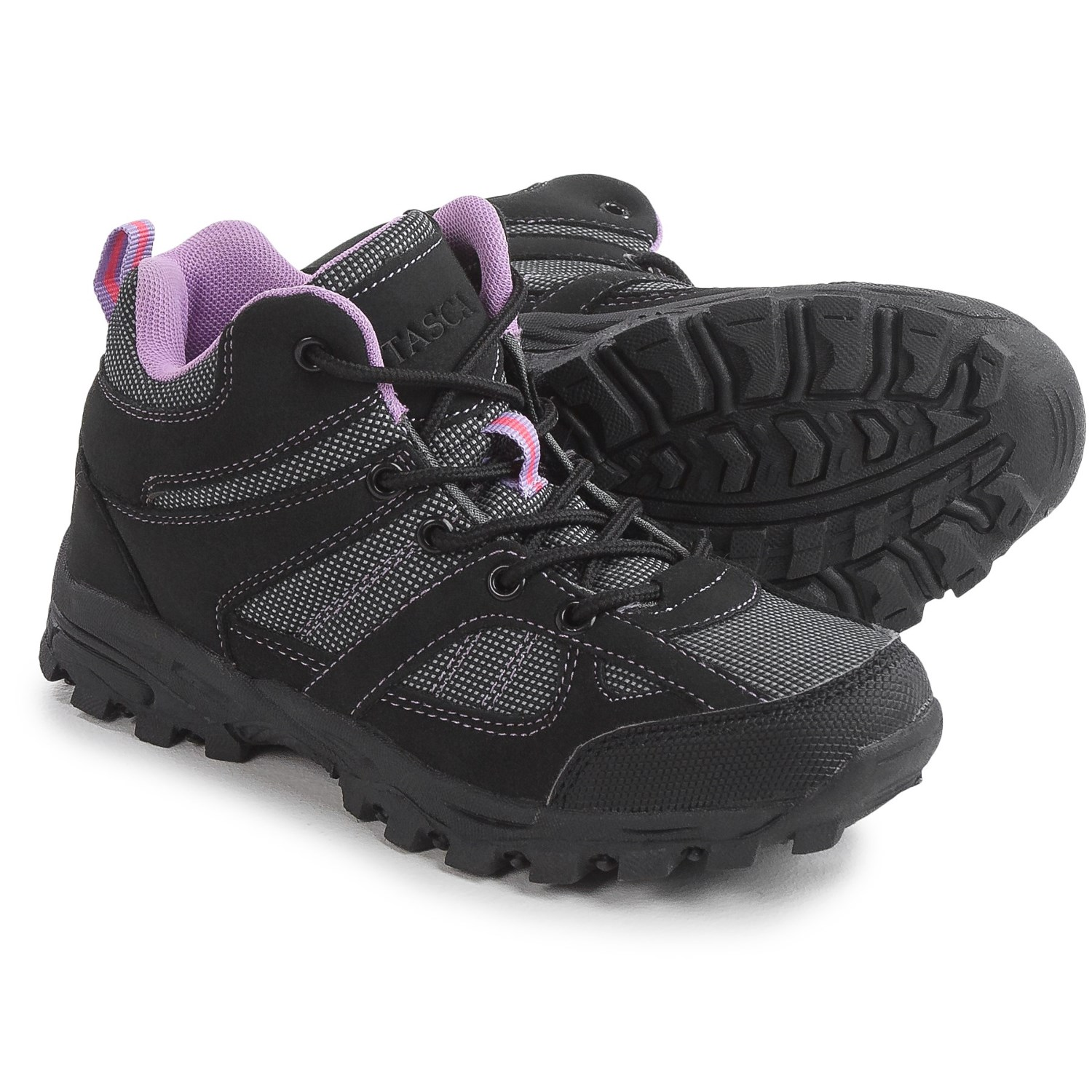 Itasca Stella Hiking Shoes For Little and Big Kids Save