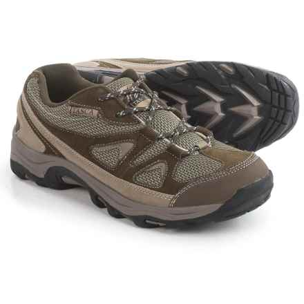 Itasca Striker II Hiking Shoes - Suede (For Men) in Khaki - Closeouts