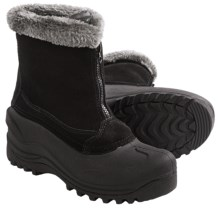 Itasca Tahoe Snow Boots - Waterproof, Insulated (For Women) in Black - Closeouts