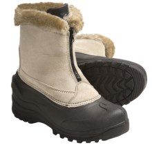 Itasca Tahoe Winter Pac Boots - Insulated (For Women) in Buff/Black - Closeouts