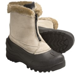 Itasca Tahoe Winter Pac Boots - Insulated (For Women) in Buff/Black