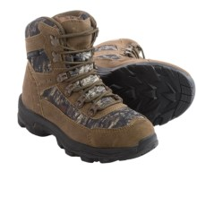 Itasca Thunder Ridge Thinsulate® Hunting Boots- Waterproof, Insulated (For Little and Big Kids) in Mossy Oak Break-Up - Closeouts