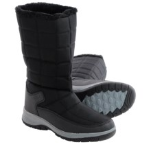 Itasca Uptown Boots - Insulated (For Women) in Black - Closeouts
