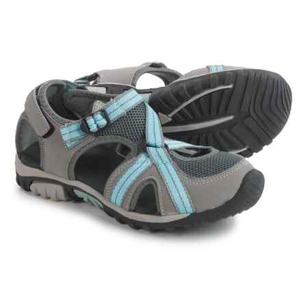 Itasca Windermere Sport Sandals (For Big Kids) in Dusk Blue/Grey - Closeouts