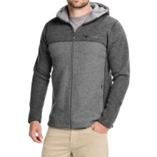 Ivanhoe of Sweden Alvar Wool Jacket (For Men) in Grey - Closeouts