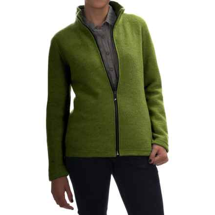 Ivanhoe of Sweden Brodal FM Jacket (For Women) in Apple - Closeouts