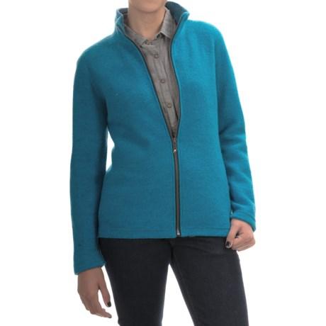 Ivanhoe of Sweden Brodal FM Jacket (For Women) in Turquoise