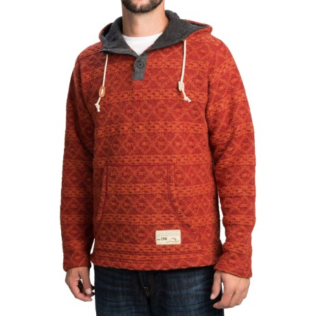 Ivanhoe of Sweden Chris Hoodie Boiled Wool (For Men)