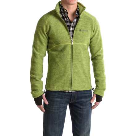 Ivanhoe of Sweden Geir Wool Jacket (For Men) in Apple - Closeouts