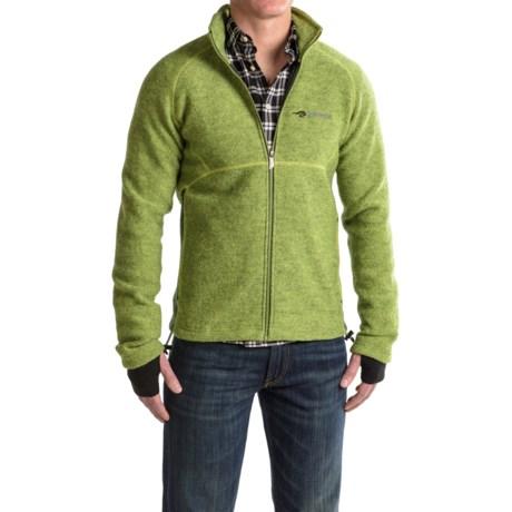 Ivanhoe of Sweden Geir Wool Jacket (For Men) in Apple