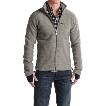 Ivanhoe of Sweden Geir Wool Jacket (For Men) in Grey - Closeouts