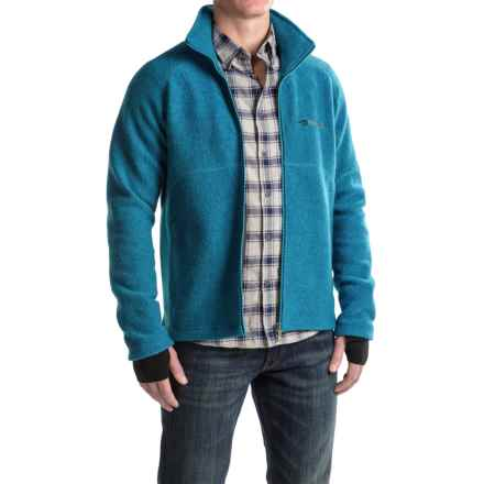 Ivanhoe of Sweden Geir Wool Jacket (For Men) in Turquoise - Closeouts