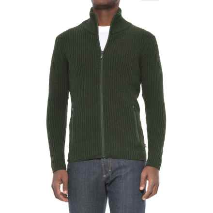 Ivanhoe of Sweden Gudmar Sweater (For Men) in Forest Green - Closeouts