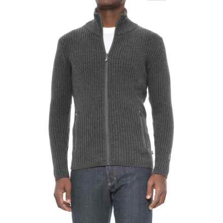 Ivanhoe of Sweden Gudmar Sweater (For Men) in Grey - Closeouts