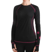 Ivanhoe Underwool Base Layer Top - Merino Wool, Lightweight (For Women) in 046 Cerise - Closeouts