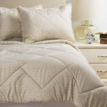 Ivy Hill Home Didi Comforter Set - King, Reversible in Linen - Overstock