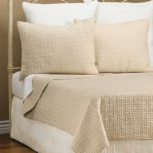 Ivy Hill Home Landon Quilt Set - Full-Queen in Birch - Overstock