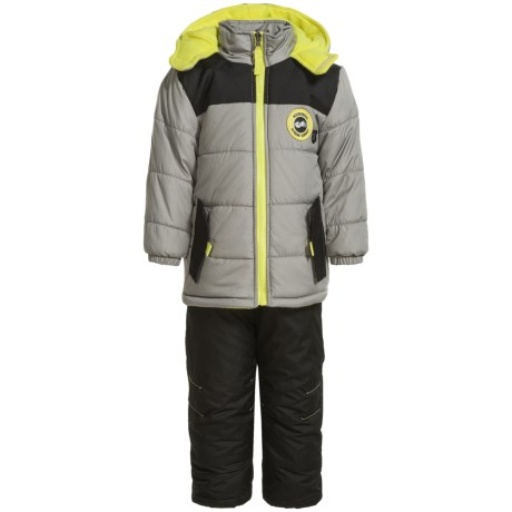 iXtreme Color-Block Snowsuit - Insulated, Canvas Yoke (For Infant Boys)