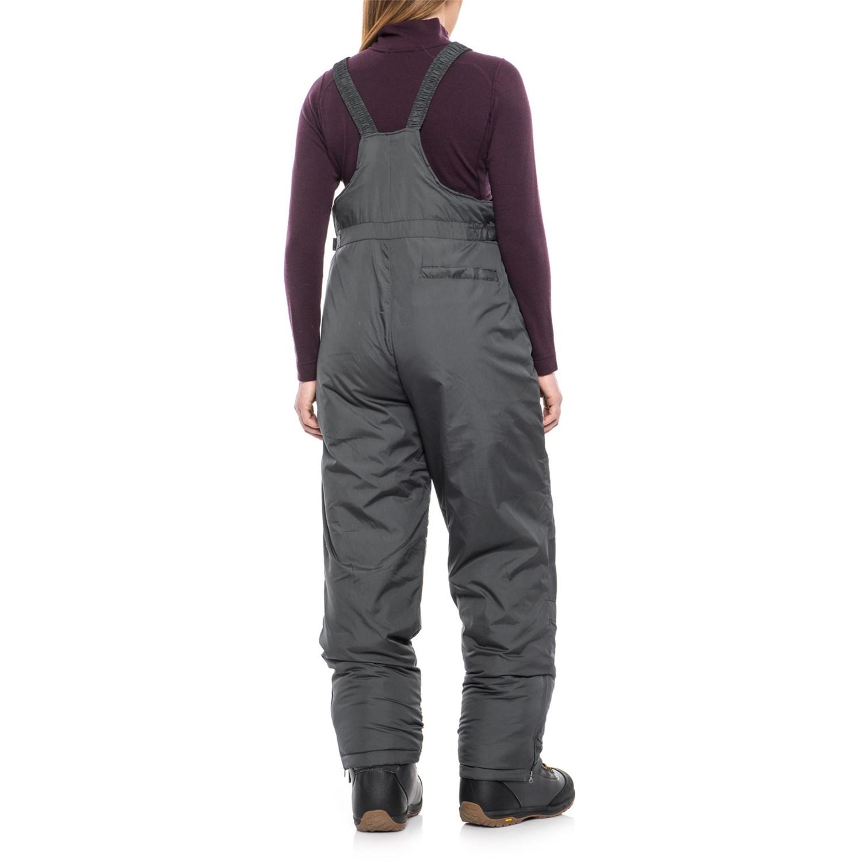 ... Grey 401TG 2 iXtreme Snow Bibs - Insulated (For Women) b3eebe28b2