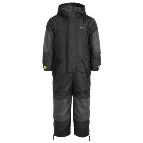iXtreme Snowmobile Suit - Insulated (For Toddler Boys) in Black