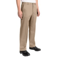 IZOD American Chino Pants - Straight Leg (For Men) in Khaki - Closeouts