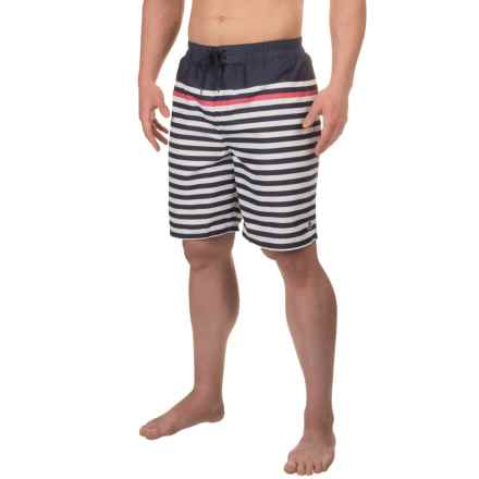 IZOD Boardshorts - UPF 50 (For Men) in 26 Anchor - Closeouts