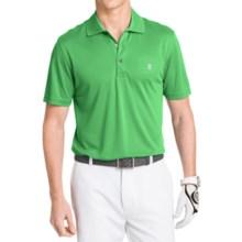 IZOD Champion Solid Grid Polo Shirt - UPF 20, Short Sleeve (For Men) in Irish Green - Closeouts