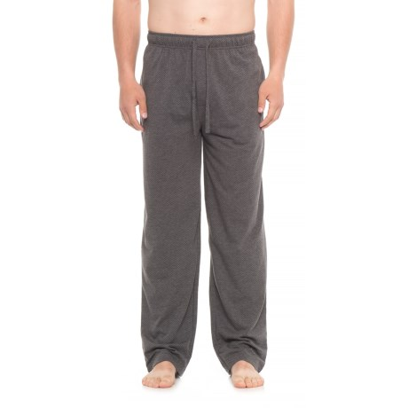 IZOD Knit Lounge Pants (For Men) in Charcoal