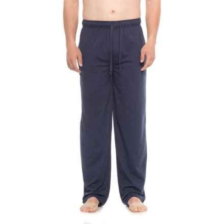 IZOD Knit Lounge Pants (For Men) in Navy - Closeouts