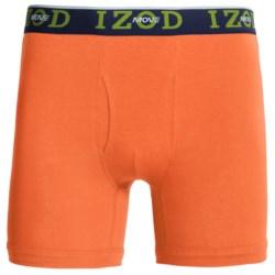 Izod Move Boxer Briefs (For Men) in Cayenne