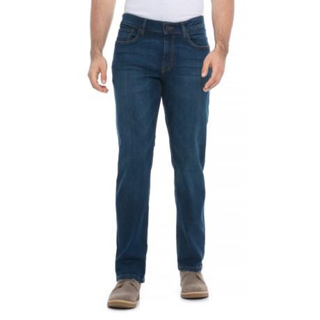 IZOD Stretch Denim Straight-Fit Jeans (For Men) in Beckett