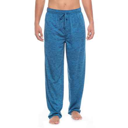 IZOD Tiger Heather Knit Lounge Pants (For Men) in Navy - Closeouts
