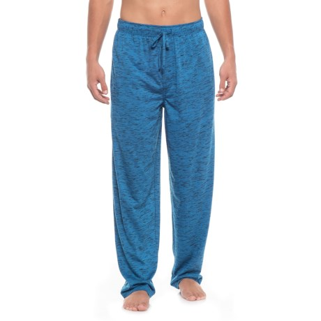 IZOD Tiger Heather Knit Lounge Pants (For Men) in Navy