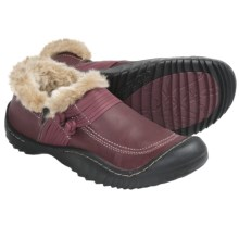 J-41 Barrington Shoes (For Women) in Burgundy - Closeouts