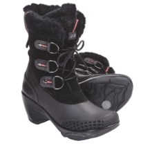 J-41 Eden Boots (For Women) in Black - Closeouts