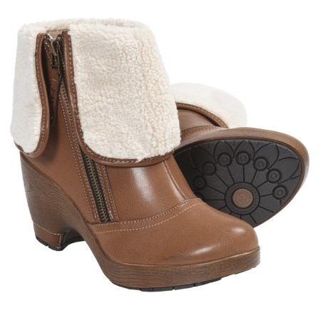 J-41 Peninsula Boots (For Women) in Camel