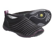 J-41 Sportage Minimalist Shoes - Slip-Ons (For Women) in Black - Closeouts