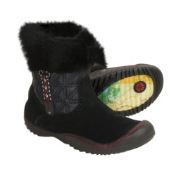 J-41 Stream Boots (For Women) in Black