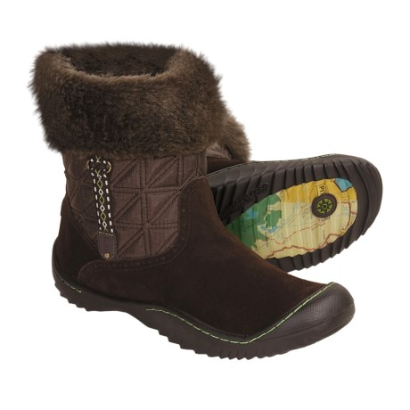 J-41 Stream Boots (For Women) in Brown