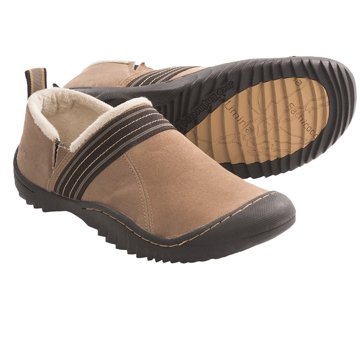 Zappos is a GREAT place to get started with that. I am madly in LOVE with my comfy Jeep J-41TM Aquarius-Vegan (brown+pink) shoes. Cushy. Cute. Comfortable