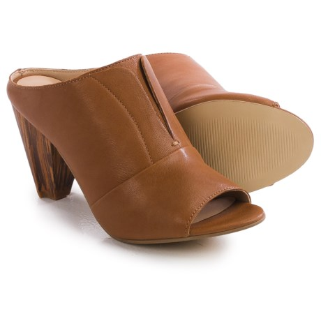J Shoes Betsy Mule Shoes Leather (For Women)