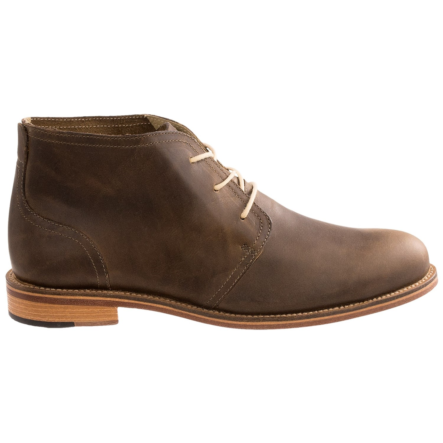 J Shoes Monarch Chukka Boots (For Men) 8416X - Save 80%